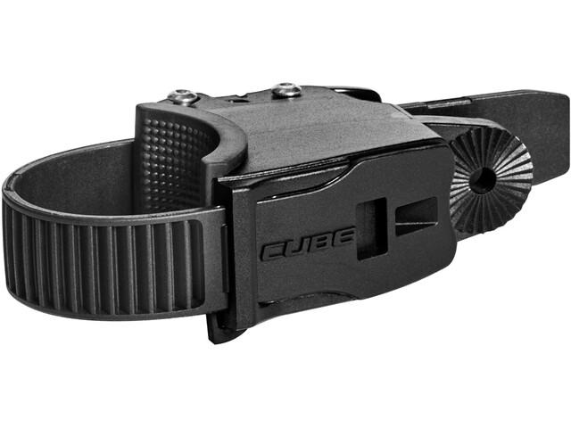 Cube Abrazadera de Trinquete para Cubeguard Trasero, black